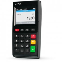 myPOS Go bankkártya terminál