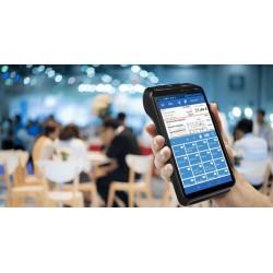 FiskalPRO A8 mobil bankkártya terminál