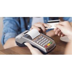 FiskalPRO VX 520 mobil bankkártya terminál