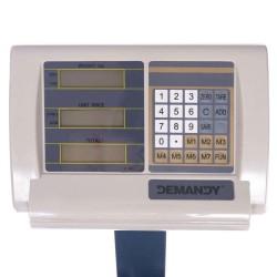 CAS PR II P digitális mérleg (tornyos)
