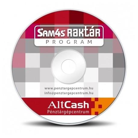 Sam4s raktár program
