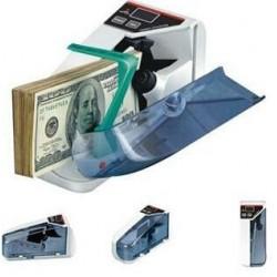 V30 hordozható, kézi bankjegyszámláló, pénzszámoló gép