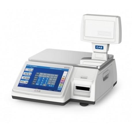 Cas Cl-7200u 15Kg hitelesített mérleg