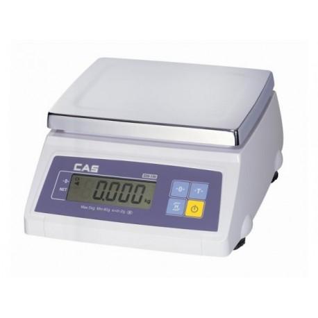 Cas Sw-1 hitelesített asztali mérleg