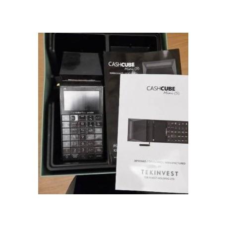 CashCube Mini hordozható online pénztárgép