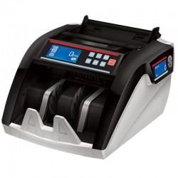 EC-2850 bankjegyszámláló, pénzszámoló gép dupla LCD kijelzővel (UV+MG)