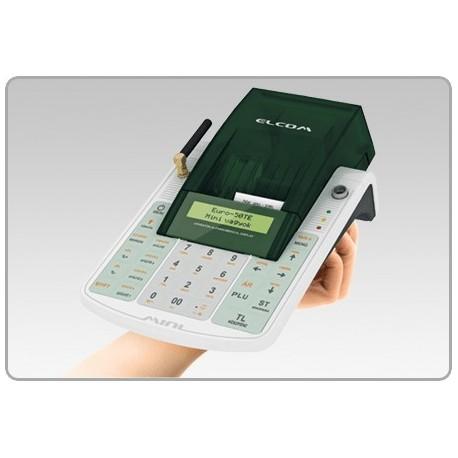 Euro-50TE Mini online pénztárgép